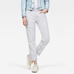 3301 Mid Boyfriend Colored Jeans