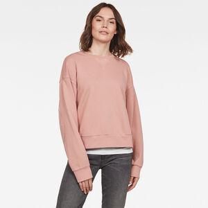 Earth Loose Round Neck Sweatshirt