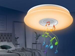 EASYmaxx LED-Deckenleuchte mit Bluetooth®Lautsprecher