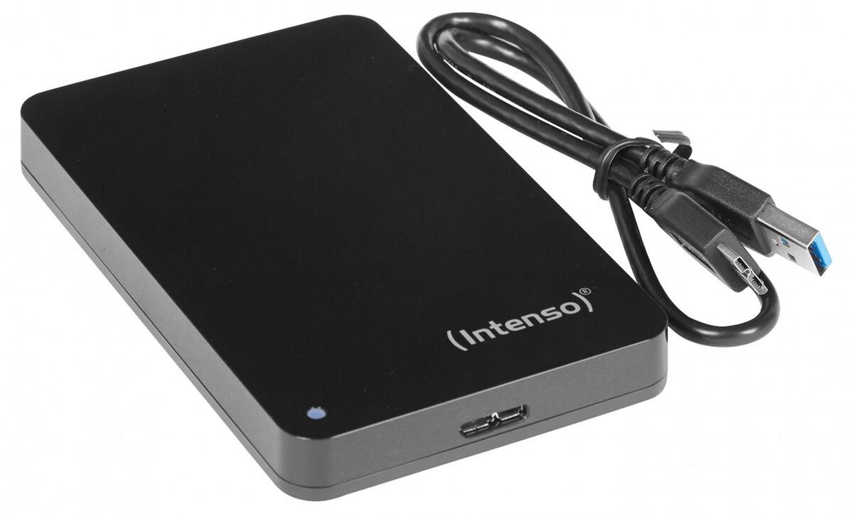 Bild 1 von Intenso Memory Case Externe Festplatte, 1TB