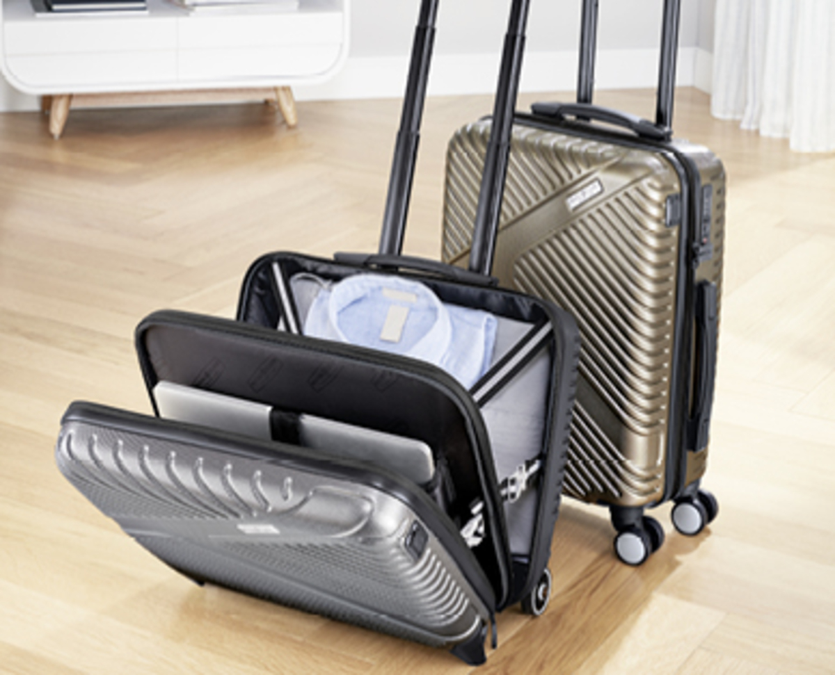 Bild 4 von ROYAL CLASS TRAVEL LINE Polycarbonat-Business-Trolley oder -Trolley-Boardcase