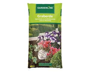 GARDENLINE®   Graberde, 20 l