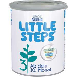 Little Steps Folgemilch 3 nach dem 10. Monat 9.99 EUR/1 kg