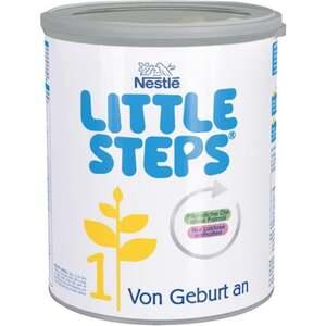 Little Steps Anfangsmilch 1 von Geburt an 9.99 EUR/1 kg