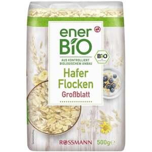 enerBiO Haferflocken Großblatt 2.38 EUR/1 kg