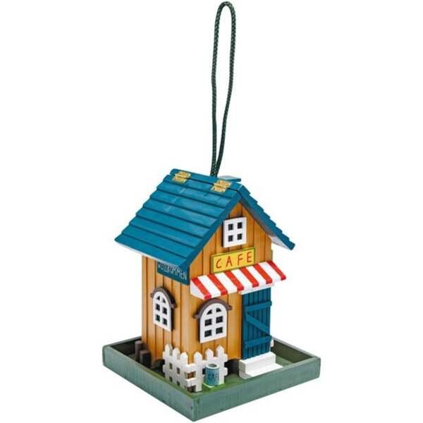 IDEENWELT Vogelfutterhaus ´´Café´´