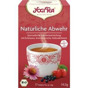 Yogi Tea Bio Natürliche Abwehr 8.79 EUR/100 g