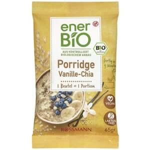 enerBiO Porridge Vanille-Chia 1.52 EUR/100 g