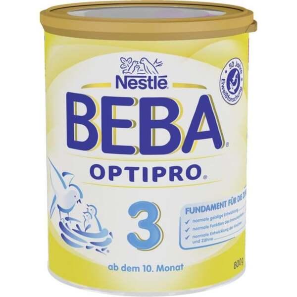BEBA OPTIPRO 3 Folgemilch ab dem 10. Monat 17.44 EUR/1 kg