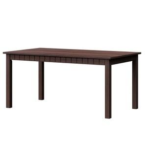Tisch Tirol Schoko Nachbildung ca. 160 x 75 x 90 cm