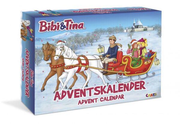 Adventskalender - Bibi & Tina - 2019