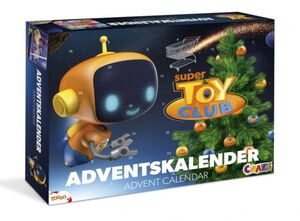 Adventskalender - Super Toy Club - 2019