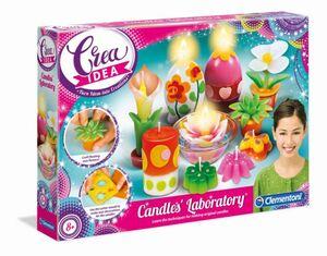 Kerzen-Kreationen - Crea Idea - Clementoni