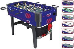 Multifunktions-Spieltisch - Imperial-XT - 7 in 1 - ca. 120 cm