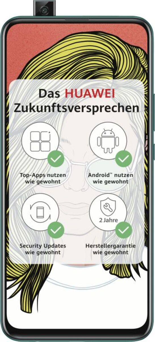 Bild 1 von Huawei P smart Z Dual SIM 64GB