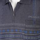 Bild 3 von Herren Poloshirt mit langen Ärmeln