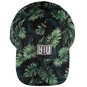Herren Cap mit Jungle Muster