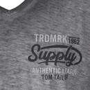 Bild 3 von Herren T-Shirt in melierter Optik