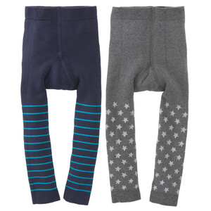 2 Baby Thermo-Leggings im Set