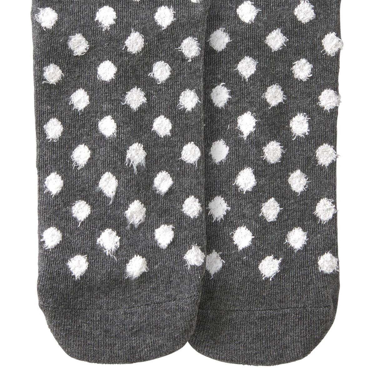 Bild 3 von 1 Paar Damen Socken mit Fun-Motiv