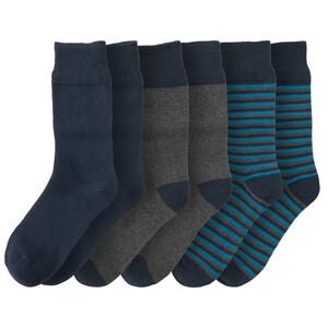 3 Paar Herren Socken mit Komfortbund