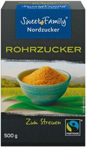 Sweet Family Fairtrade Rohrzucker
