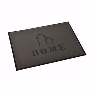 acerto® Schmutzfangmatte HOME HOUSE grau 70x50cm