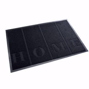 acerto® Schmutzfangmatte HOME schwarz 40x60cm