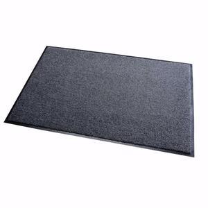 acerto® Schmutzfangmatte ZANZIBAR grau 40x60cm