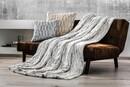 """Bild 2 von Bella Casa Webpelzoptik-Decke """"Fox"""" 150x200cm silber"""