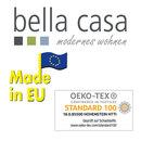 """Bild 3 von Bella Casa Webpelzoptik-Decke """"Fox"""" 150x200cm silber"""