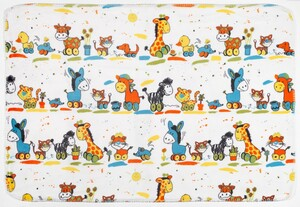 Dreamtex Junior Kinder-Kuscheldecke ca. 80 x 110 cm, Tiere