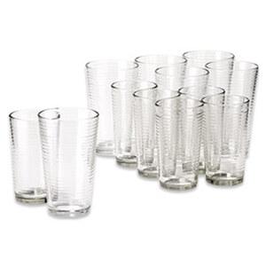 Trinkglas-Set - 12-teilig