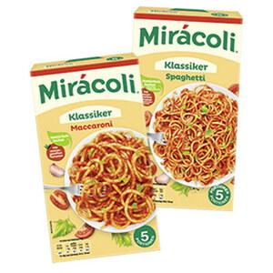 Miracoli 5 Portionen versch. Sorten, jede Packung