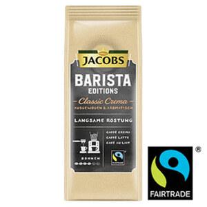 Jacobs Barista Bohnen versch. Sorten, jede 210-g-Packung