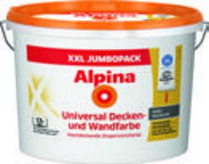 Alpina Universal Decken- und Wandfarbe