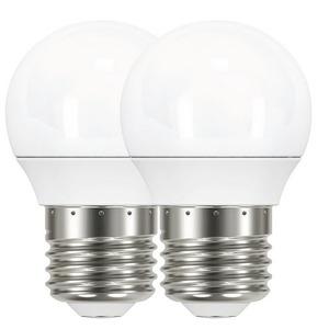 B1 LED-Tropfenlampe E27 250 lm 3,1 W warmweiß 2er Pack