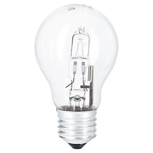 B1 Halogenlampen E27 2 Stück 28 W