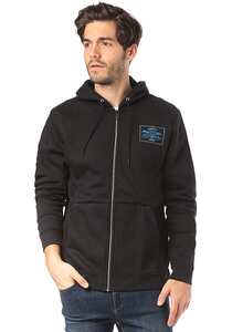 Hurley Surf Check Chained Up - Kapuzenjacke für Herren - Schwarz