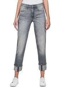 G-STAR RAW Lanc 3D High Straight - Jeans für Damen - Grau