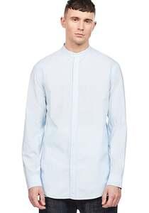 G-STAR RAW Bristum C-Less Relaxed - Hemd für Herren - Blau
