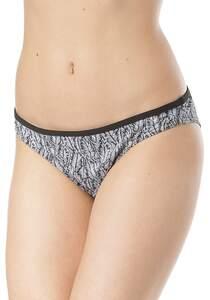 O´Neill M&M Printed Regular - Bikini Hose für Damen - Schwarz