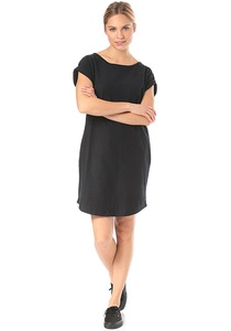 Wemoto Kano Striped - Kleid für Damen - Schwarz