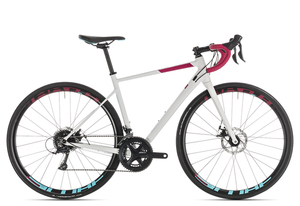Cube Axial WS Pro Disc 2019 | 50 cm | white´n´berry