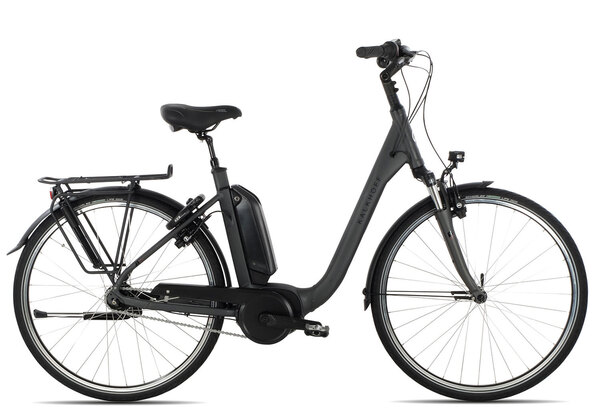 Kalkhoff AGATTU 3.B Move R 11Ah Wave 2019 | 60 cm | black matt | 28 Zoll