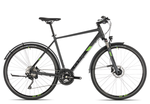 Cube Cross Allroad Herren 2019 | 46 cm | iridium´n´green