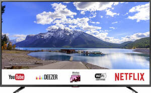 Sharp 4K Ultra HD LED TV 164cm (65 Zoll) LC-65UI7552E, Smart TV, Triple Tuner, WLAN