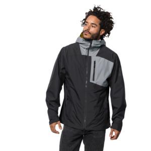 Jack Wolfskin Hardshell-Jacke Männer 365 Twentyfourseven Jacket Men XL schwarz