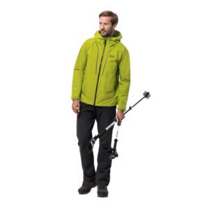 Jack Wolfskin Hardshell-Jacke Männer Sierra Trail Jacket Men S grün