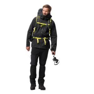 Jack Wolfskin Hardshell-Jacke Männer THE Humboldt Jacket XXL schwarz